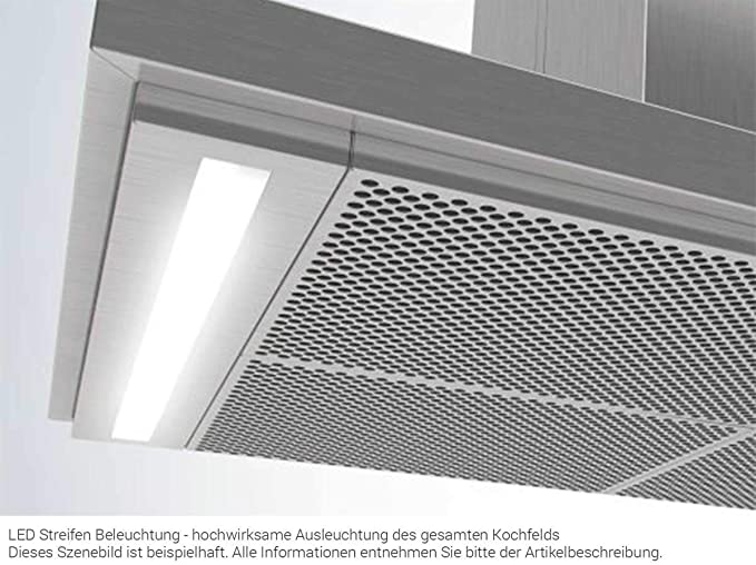 Gore Unterbauhaube WHU 629 EB/S bk: Amazon.es: Grandes electrodomésticos