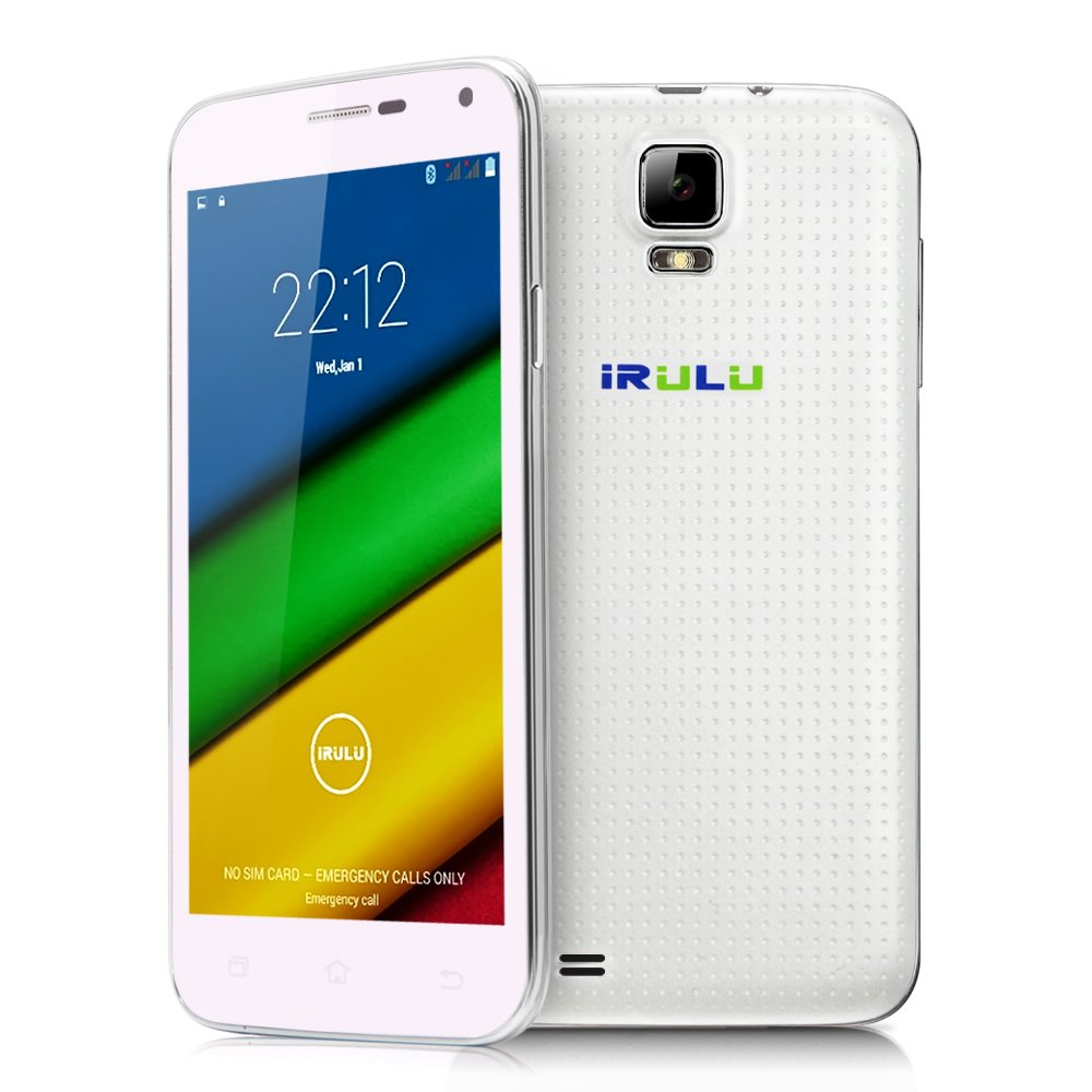 Core android 4 1 mobile phone smartphone unlocked touch white ebay - Amazon Com Irulu Universe 1s U1s Phone 5 Inch 3g Unlocked Smartphone Android 4 4 4gb White Cell Phones Accessories