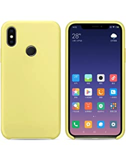Pacyer® Funda Xiaomi Mi 8 Ultra Suave TPU Gel de Silicona Case Protectora Suave Flexible
