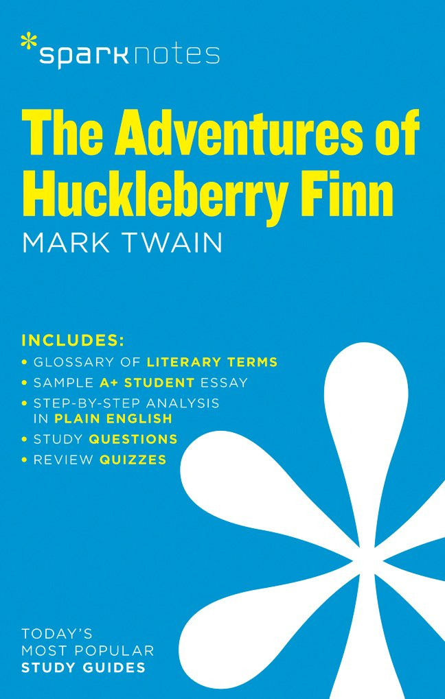 Download The Adventures of Huckleberry Finn SparkNotes Literature Guide (SparkNotes Literature Guide Series) pdf