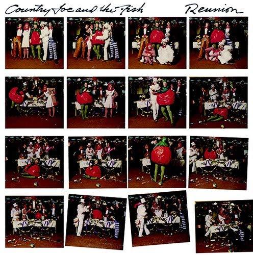 CD : Country Joe & the Fish - Reunion (CD)