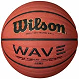 Wilson B0601 Women's NCAA Approved Wave Basketball