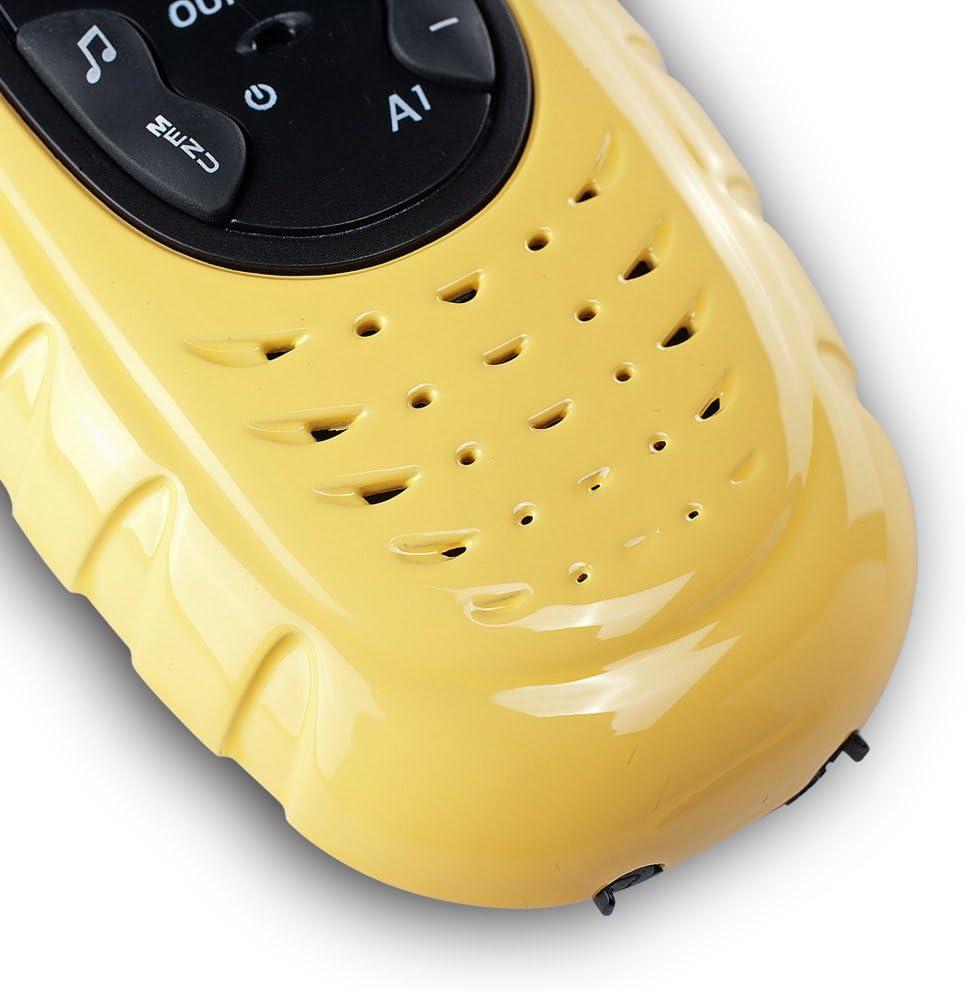 OUREAL Walkie Talkies for Kids Long Distance Two-Way Radio 2 Packs
