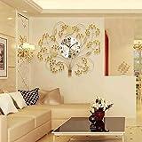 Flashing Lights Moderne Stille Grosse Quarz Uhr Wanduhr Einfache Schlafzimmer Mit Wohnzimmer Farbe