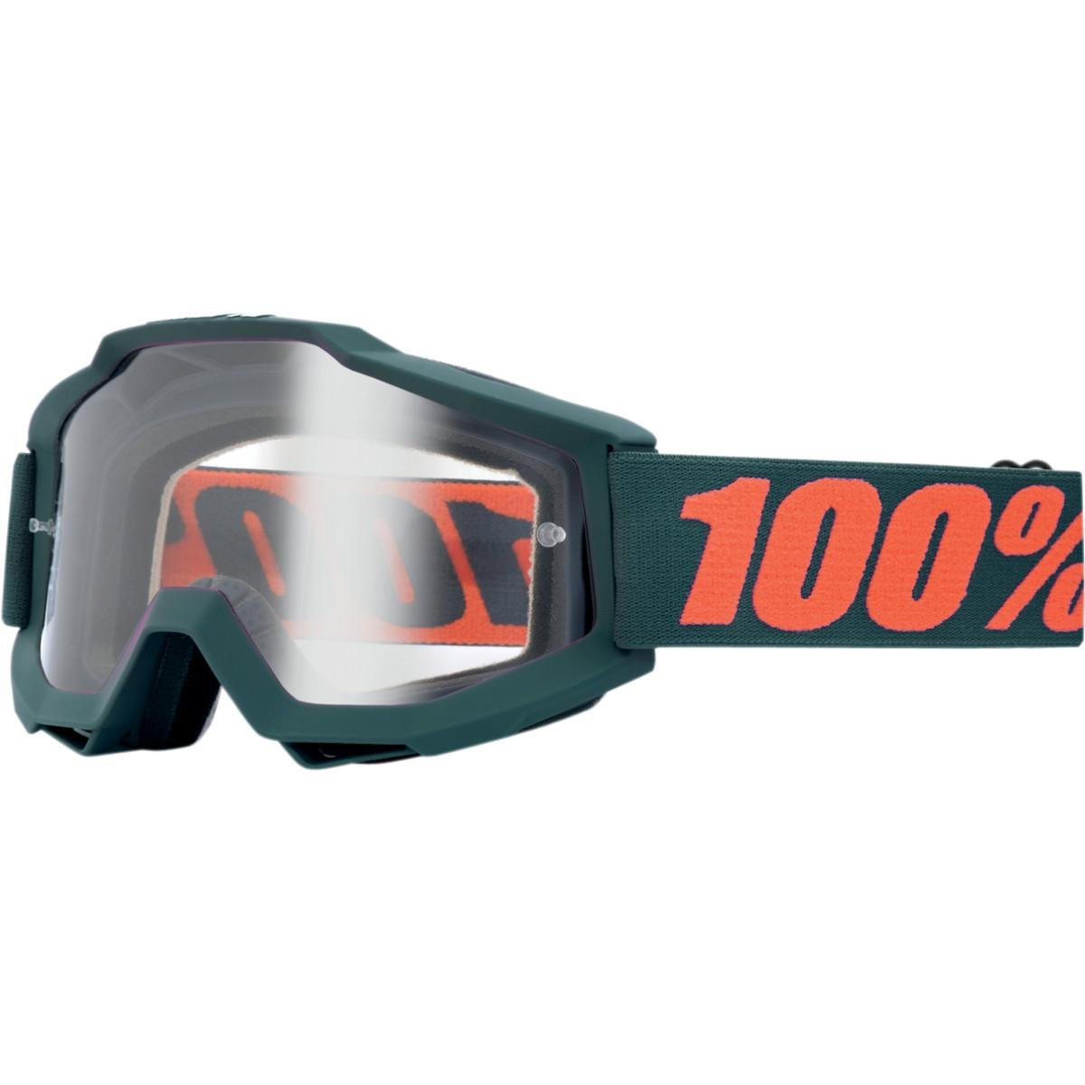 100% Crossbrille The Accuri Grau 50200-025-02