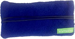 product image for Warmables Eye Pillow Natural Heat Pack Natural, navy