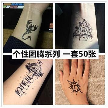 Pegatinas de tatuaje a prueba de agua para hombres y mujeres ...