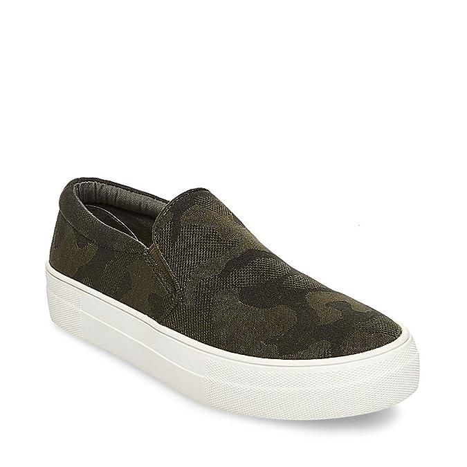 357236864df Steve Madden Women's Gills Sneaker: Amazon.ca: Shoes & Handbags
