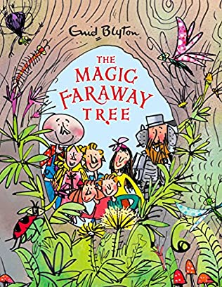book cover of The Magic Faraway Tree