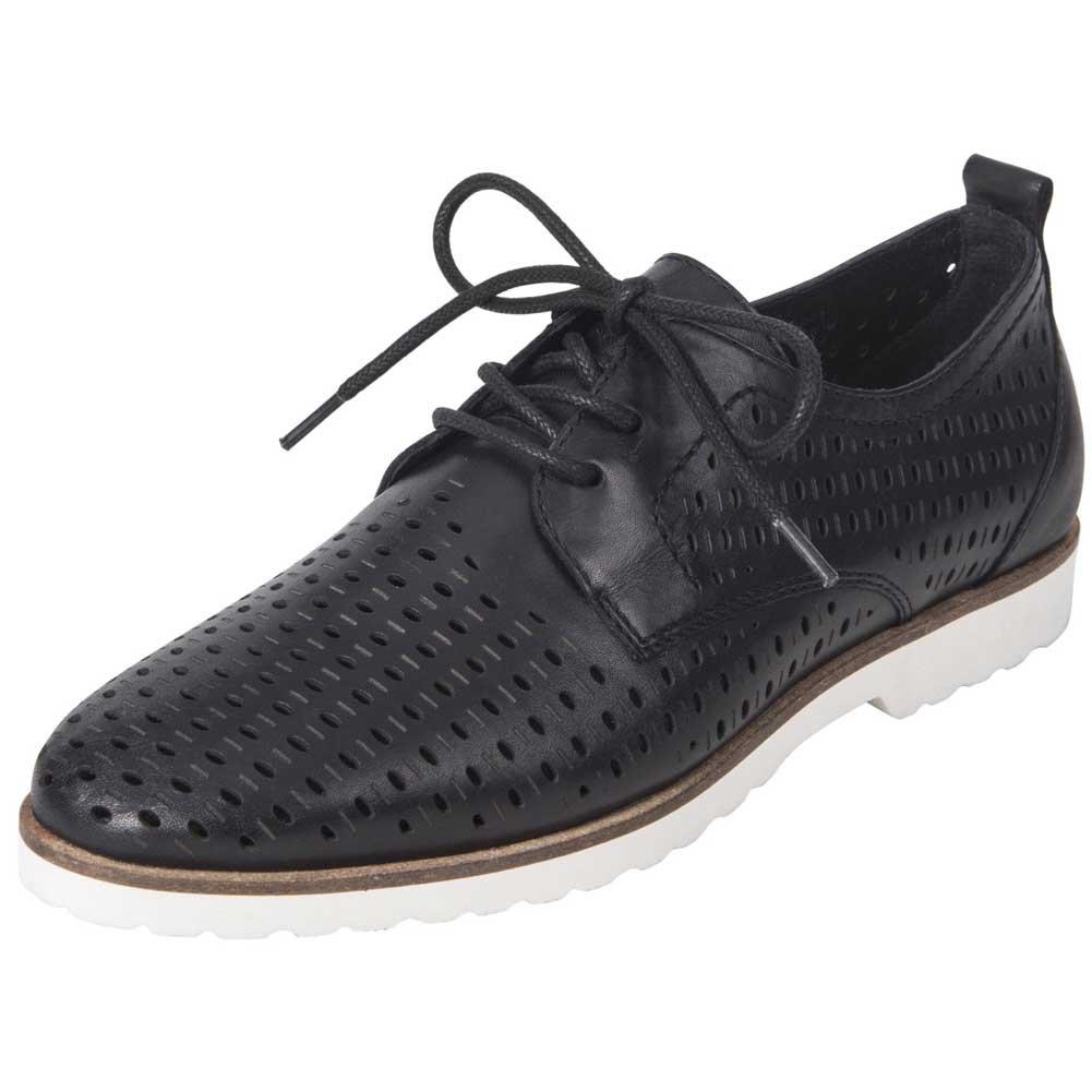 Earth Shoes Camino B074KJ9Q11 10 B(M) US|Black Premium Leather