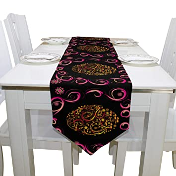 Amazon.com: ASVIP Happy Easter Long Table Runners 13 x 90 ...