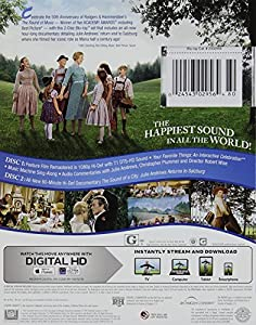 Sound of Music 50th Anniversary [Blu-ray] by 20th Century Fox