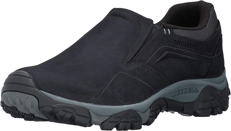   Merrell Men's Moab Adventure MOC Hiking Shoe   Shoes