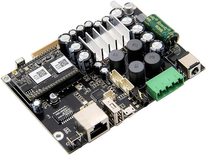 Arylic Up2Stream amp 2.0 V3 WiFi and Bluetooth 5.0: Amazon.de: Elektronik