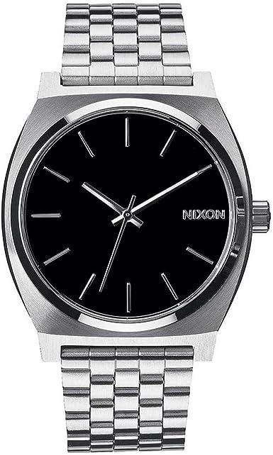 Oferta amazon: NIXON Time Teller -Spring 2017- Black