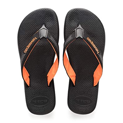100c3ec48caa Havaianas Men s Surf Pro Flip Flops  Amazon.co.uk  Shoes   Bags