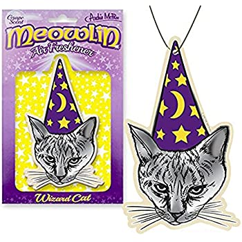 Meowlin Grape Scented Air Freshener