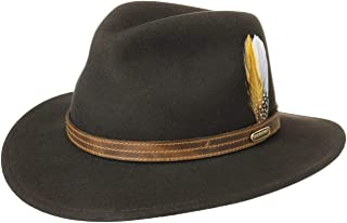 product image for Stetson Stampton Traveller VitaFelt Hat Men - Made in USA