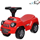 Negi Star of Roadmaster Rider Ride-on Toy with Music, Kids Ride on Mini Ride on Toy 1.5 - 3 Years (Star of Roadmaster_Red)