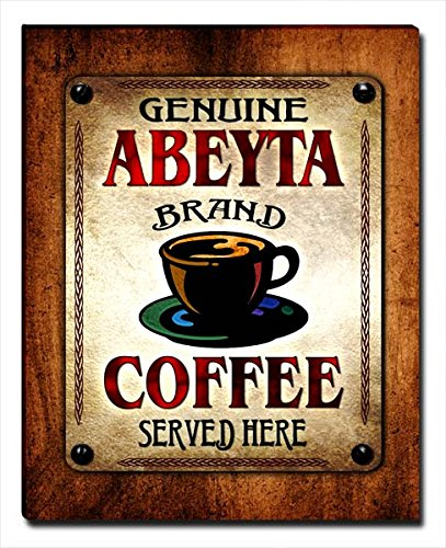- ZuWEE Abeyta Family Coffee Gallery Wrapped Canvas Print