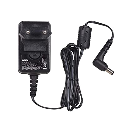 Kalaok 9 V AC/DC Adaptador de corriente Cargador de alimentación con cable para amplificador de guitarra eléctrica Pedal de guitarra con reducción de ...