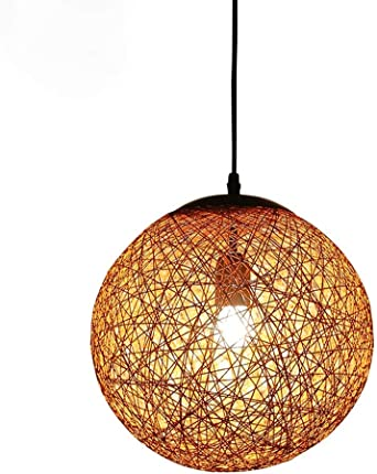 Playful chandelier Amber by Eco Light Group