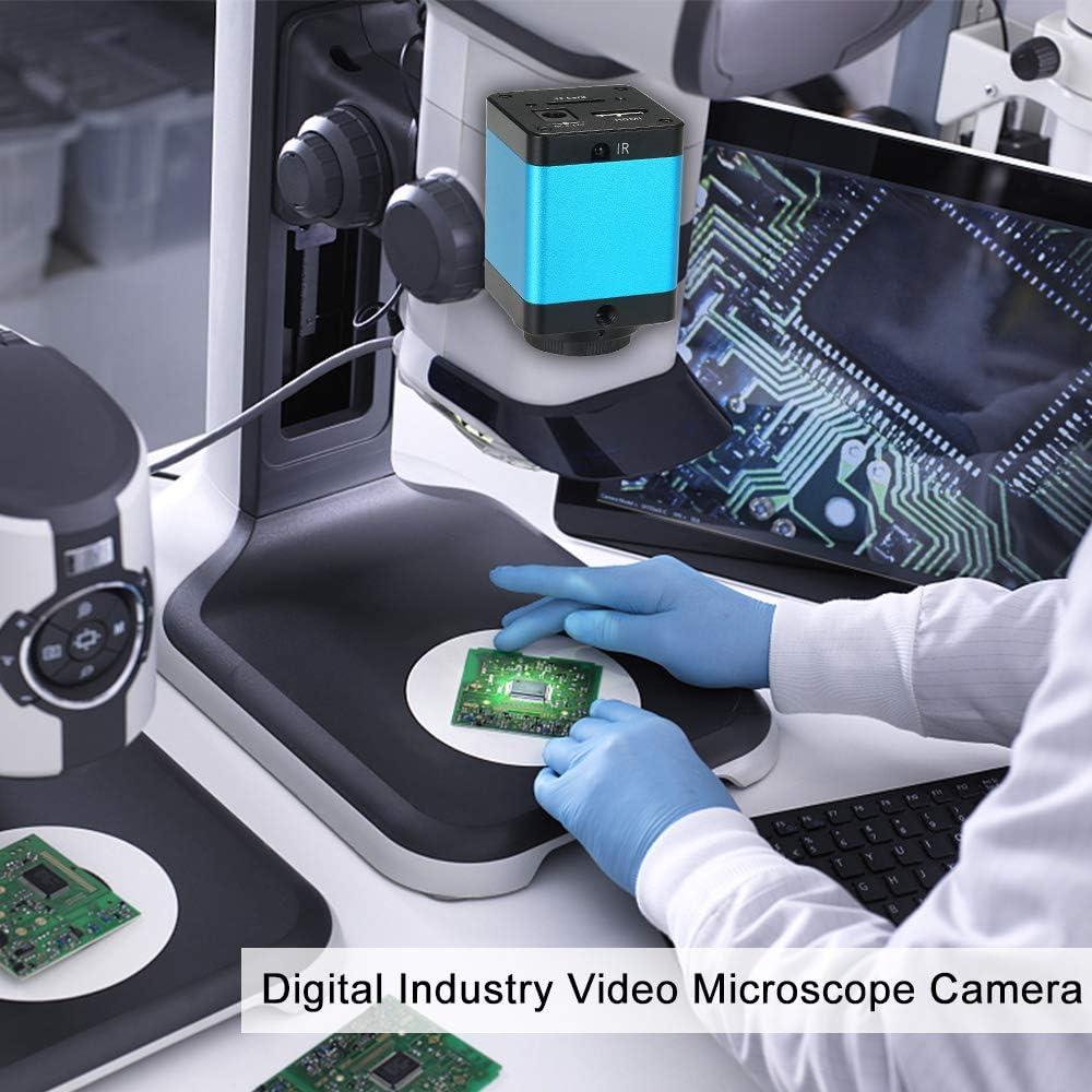 Extaum Digital Industry Video Microscope Camera Outputs 30F//S IR for Phone PCB Soldering Repair 1080P 1//2.9