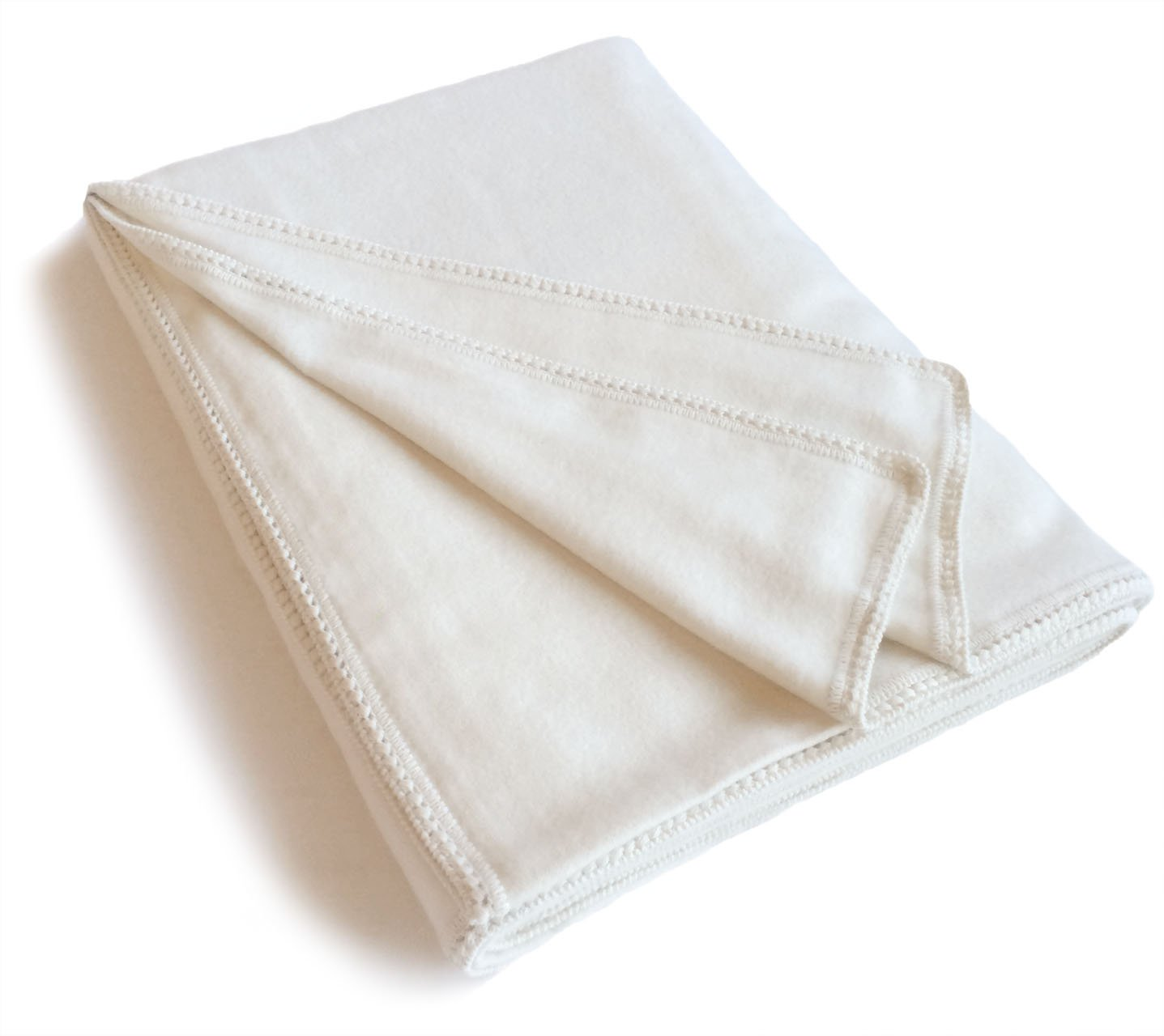 Luxurious Alpaca Bed Blanket, Naturally Thermal, King, Cal King, Queen/Double/Full, and Twin/Single Sizes (Cal King, Off White)