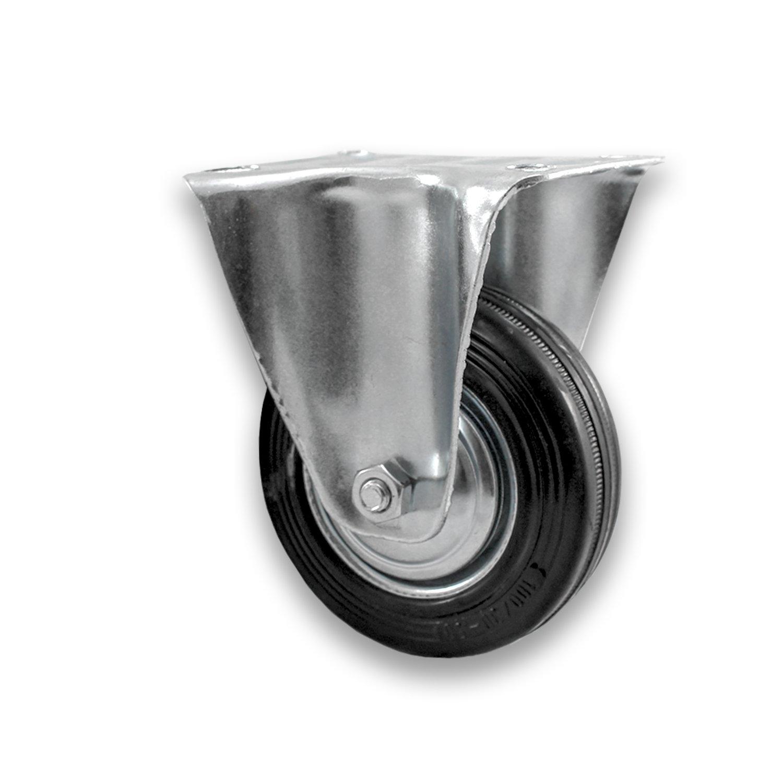 Robuste St/äbe und Griffe aus Gummi mit Nestchen Tragkraft max Luftreifen /Ø 270/mm Sackkarre aus Stahl lackiert 150/kg.