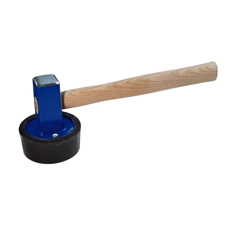 Idealspaten WEG2053761 PlattenlegerhammerSieger mit Eschenstiel 1,5kg//36cm