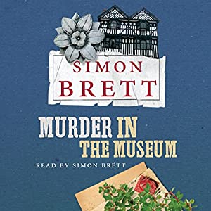 Murder in the Museum Hörbuch
