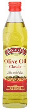 Borges Classic Olive Oil, 500ml