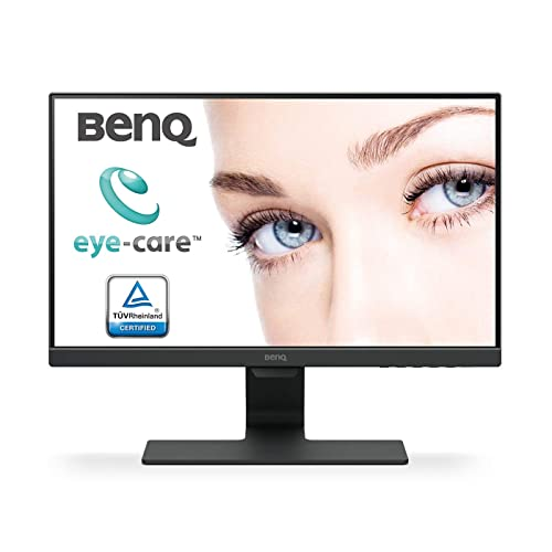 BenQ GW2283 Monitor para PC Desktop de 21 5 Full HD 1920x1080 IPS 2x HDMI VGA 5ms altavoces Eye care Sensor Brillo Inteligente antirreflejos Flicker free Low Blue Light E2E negro