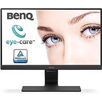 "BenQ GW2283 – Monitor para PC Desktop de 21.5"" Full HD (1920x1080, IPS, 2x HDMI, VGA, 5ms, altavoces, Eye-care, Sensor Brillo Inteligente, antirreflejos, Flicker-free, Low Blue Light, E2E), negro"
