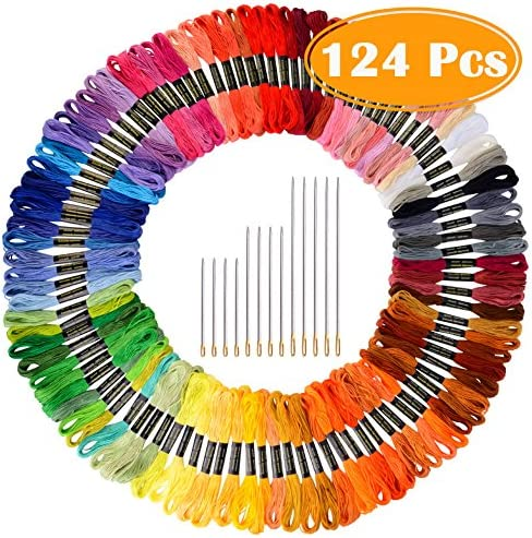 Paxcoo Skeins Embroidery Stitch Needles product image