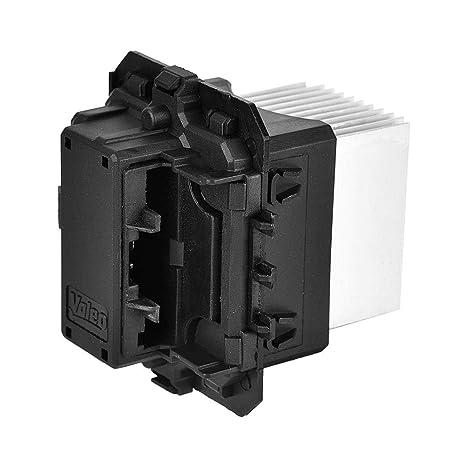 Amazon.com: Aramox 77012098501 - Motor de ventilación para ...