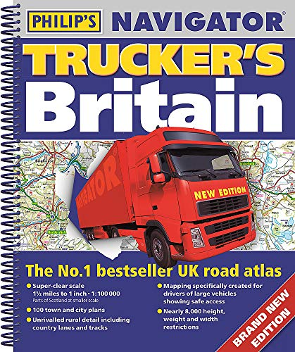 Philips-Navigator-Truckers-Britain-Spiral-Philips-Road-AtlasesSpiral-bound--1-Mar-2021