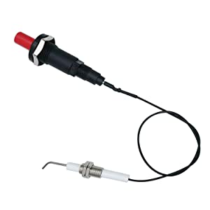 MENSI Propane Push Button Piezo Igniter Kit Gas Grill/Range/Heater/Stove Spaker Generator Ignition Set 2Pcs/Lot
