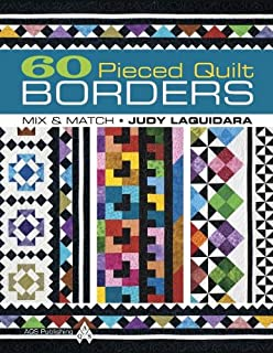 Pieced borders the complete resource judy martin marsha mccloskey 60 pieced quilt borders mix match maxwellsz