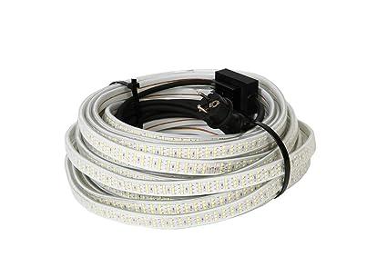 bien connu large choix de couleurs Style classique Bandeau Leds de chantier 20 mètres Light At Job, 276 leds ...