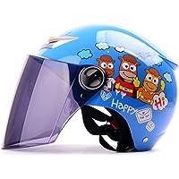 Kinderhelm Fahrradhelm 50-54cm Kinder Mehrzweckhelm zum Reiten von Skiroller Skateboard