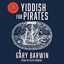 Yiddish for Pirates Audiobook by Gary Barwin Narrated by Keith Cinicol