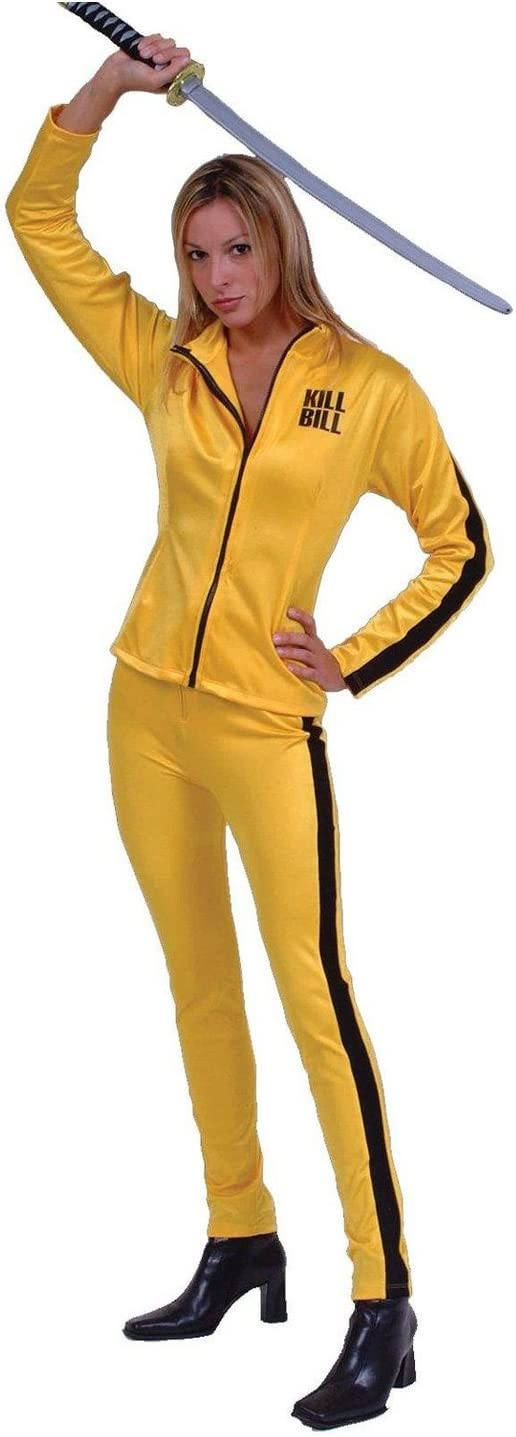 chiber Disfraces Disfraz de Kill Bill para Mujer Adulta. Talla ...