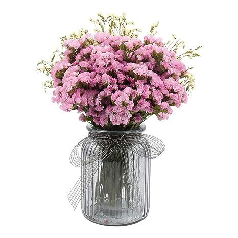 Amazon JYXJJKK Home Dried Flower BouquetLarge Bouquet Of