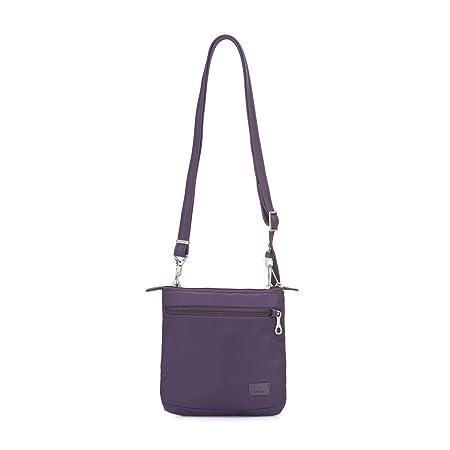 8efc06370577 Pacsafe Citysafe CS50 Anti-theft Small Nylon Shoulder Bag for Women ...
