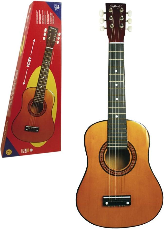 CLAUDIO REIG - Guitarra de Madera, 65 cm (7061): Amazon.es ...
