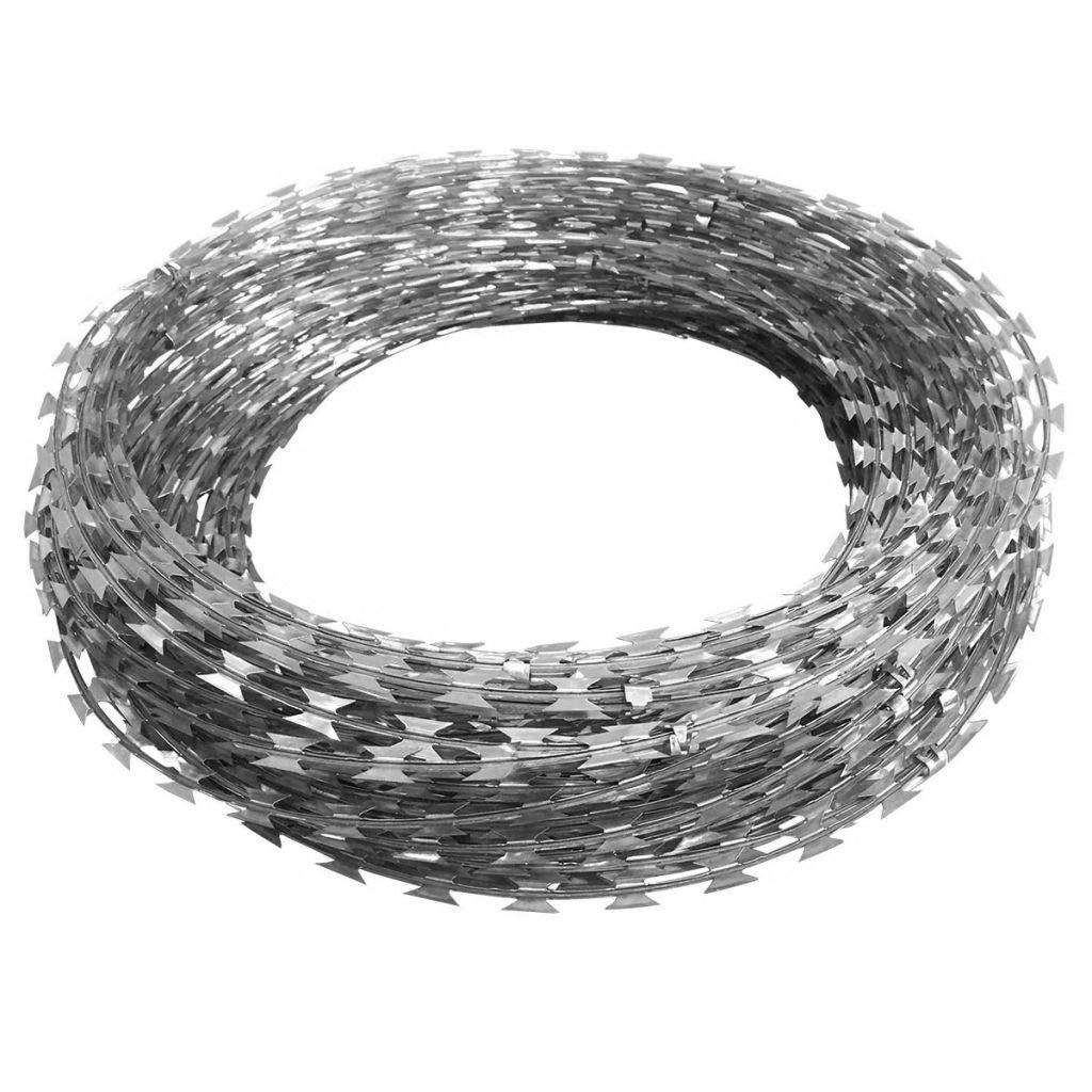 Amazon.com: Festnight Razor Wire 13.8\