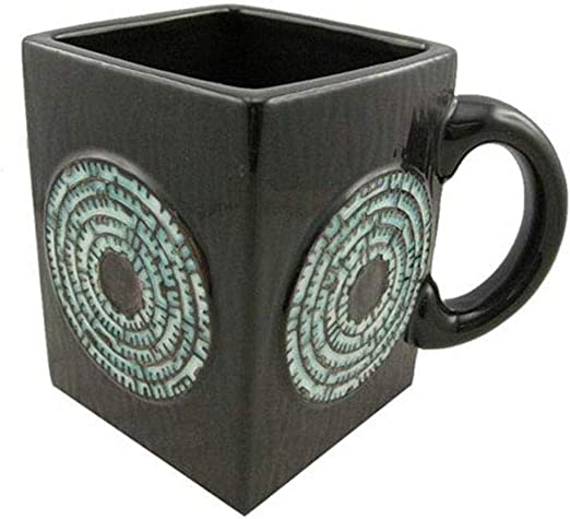 *NEW* Doctor Who The Pandorica 11oz Ceramic Mug Coffee Tea Cup FREE SHIPPING!
