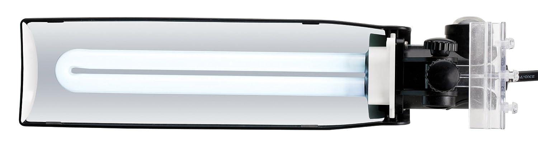 Exo Terra Turtle UVB Fixture with 13-watt Lamp by Exo Terra B00AGCT8KU
