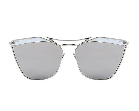 MERRY'S - Lunette de soleil - Femme argent Silver nFDpkOctg